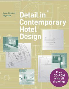 Detail in Contemporary Hotel Design cover