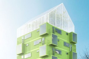 Containerhouse KTH