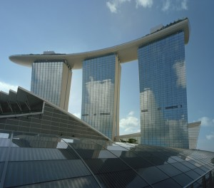 marina bay sands safdie architects