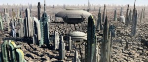 star wars and architecture